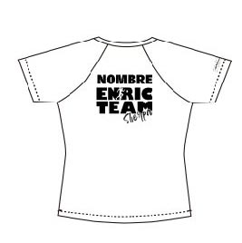Camiseta tecnica unisex EnricTeamSherpa All 403 1 1