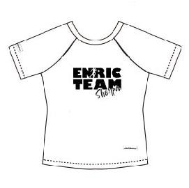 Camiseta tecnica unisex EnricTeamSherpa All 403 1