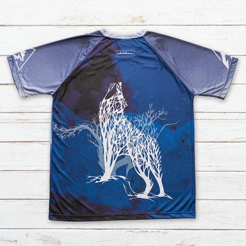 Camiseta Lobos 002