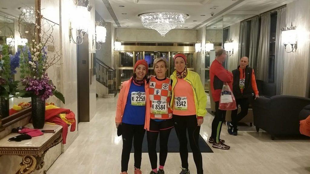 media maraton nueva york