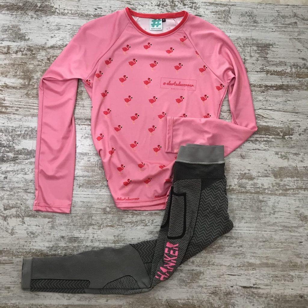 Outfit para que vayas equipada este invierno en tus entrenamientos y no pierdas tu estilo de corredora.