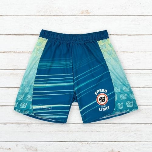 Pantalon trail running tecnico caracol elartedecorrer azul