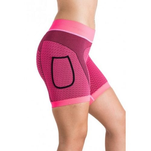 akasha malla corta mujer trail fitness running 5