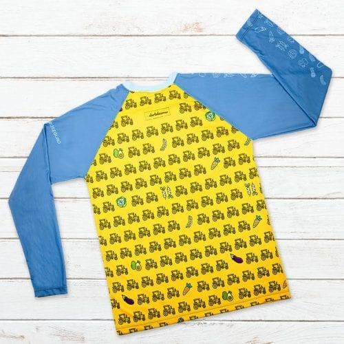 camiseta tecnica tractor elartedecorrer6