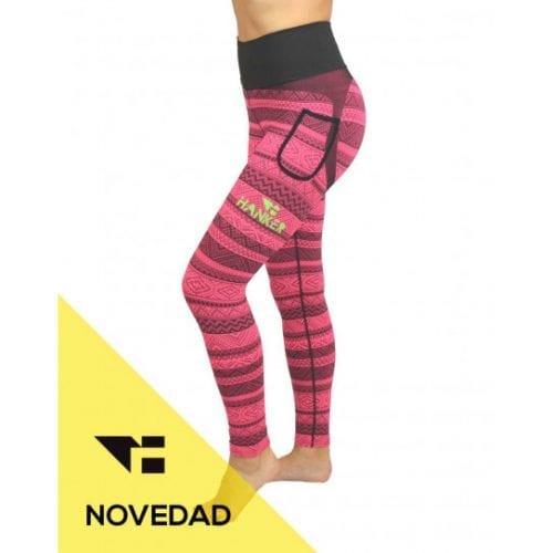 chida malla larga mujer trail fitness running 5
