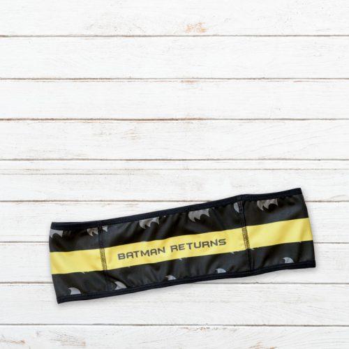 cinturon deportivo batman amarillo delantero elartedecorrer