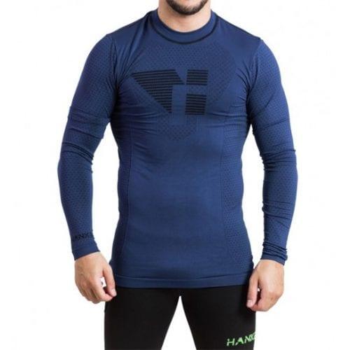 dadpa camiseta manga larga unisex trail running 3