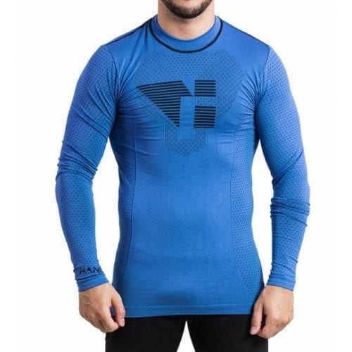 dadpa camiseta manga larga unisex trail running 4