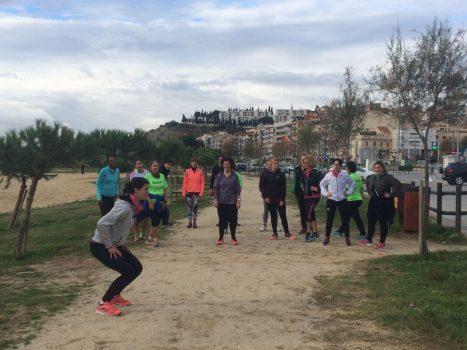 urban running team arenys de mar