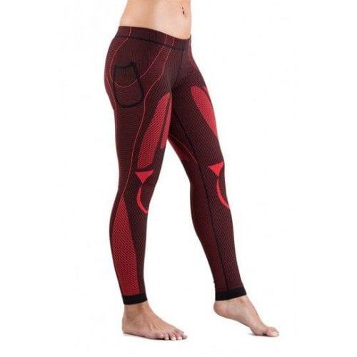Malla larga unisex en color rojo, modelo Guru.
