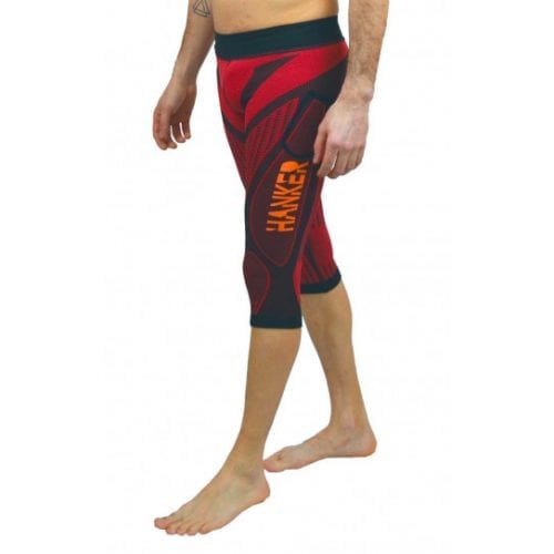 Malla pirata Lamka color rojo Hanker-Sports tienda #elartedecorrer