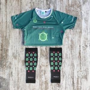 Outfit colección tortugas