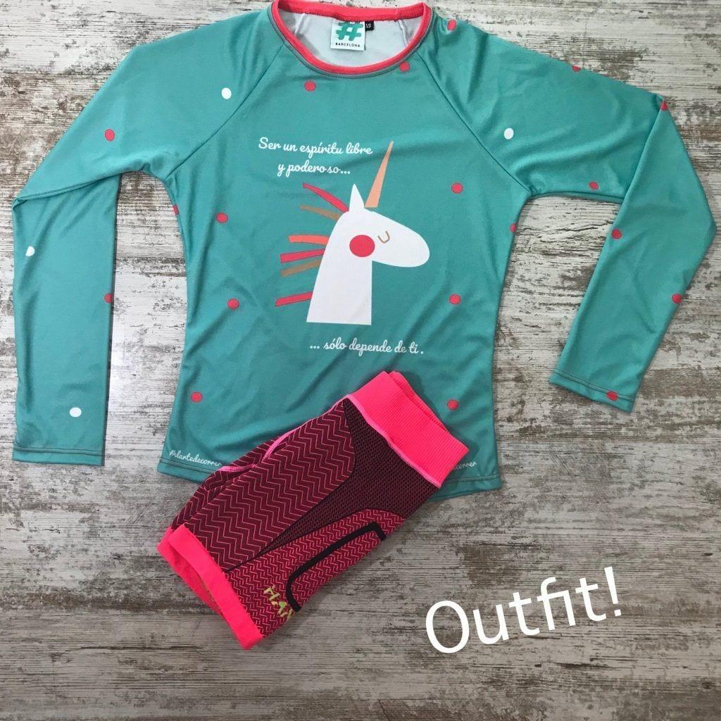 outfit unicornio