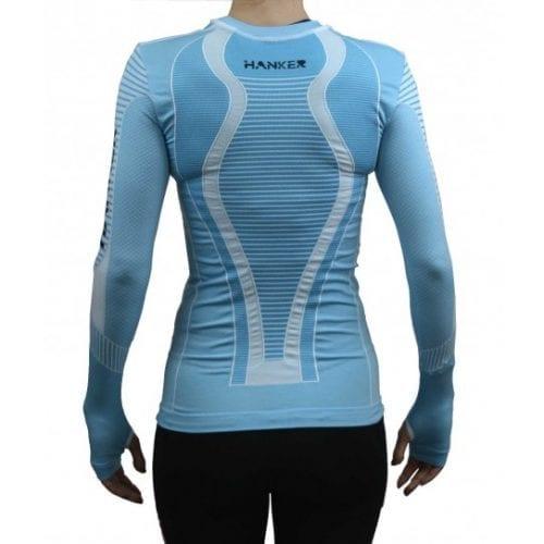 sayom camiseta manga larga mujer trail running 3 1