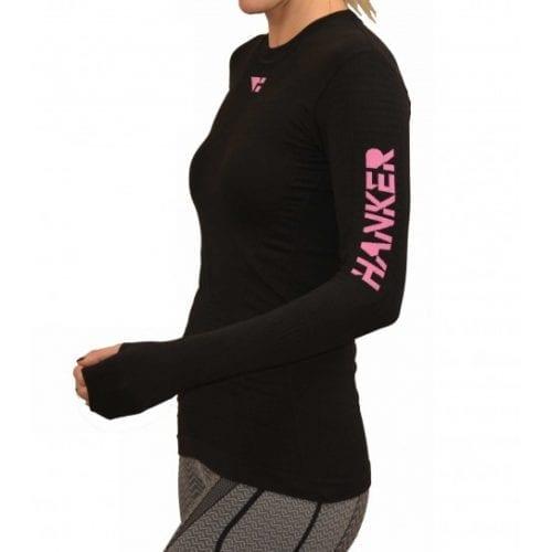 sayom camiseta manga larga mujer trail running 4 1