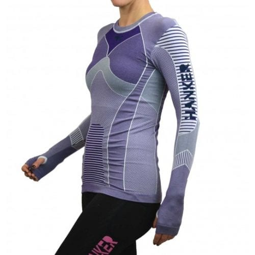 sayom camiseta manga larga mujer trail running 5 1