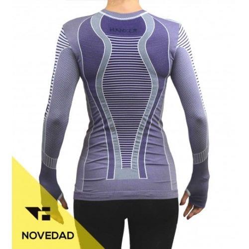 sayom camiseta manga larga mujer trail running 6